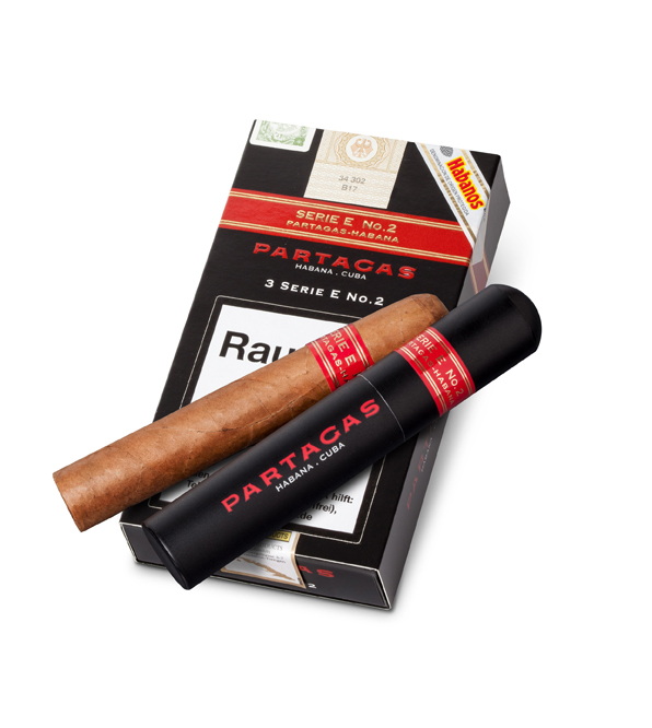 Partagas Serie ENo2 AT Packung