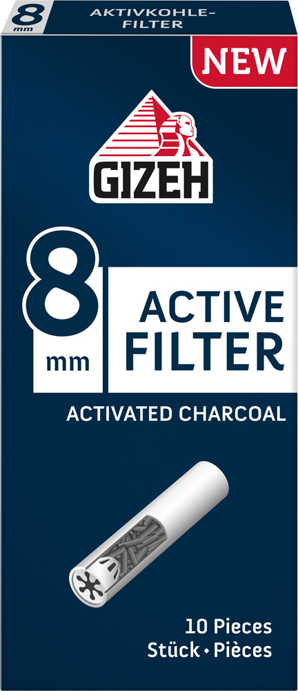 GIZEH Active Filter 8mm