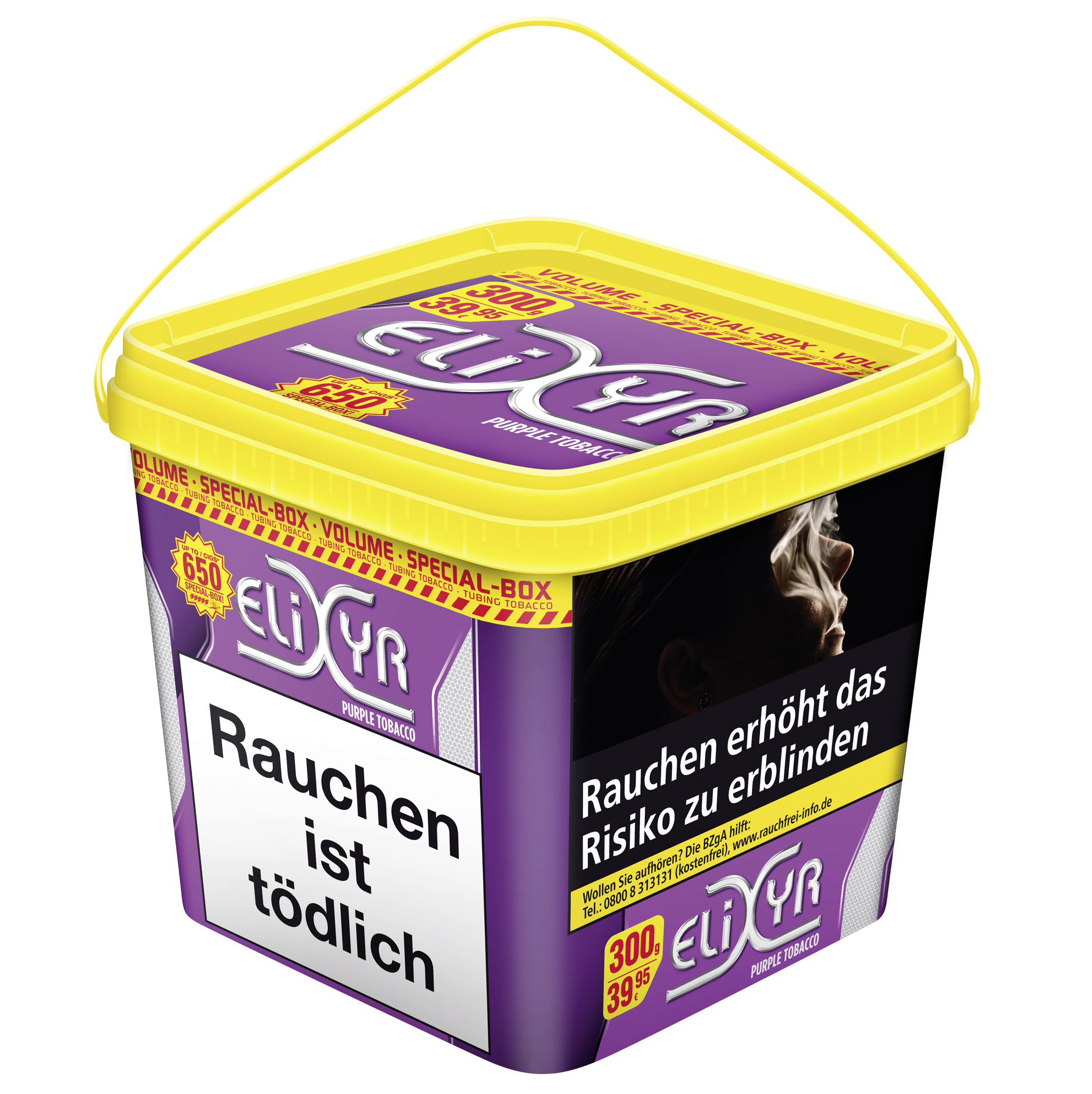 Elixyr Purple Bucket Packshot